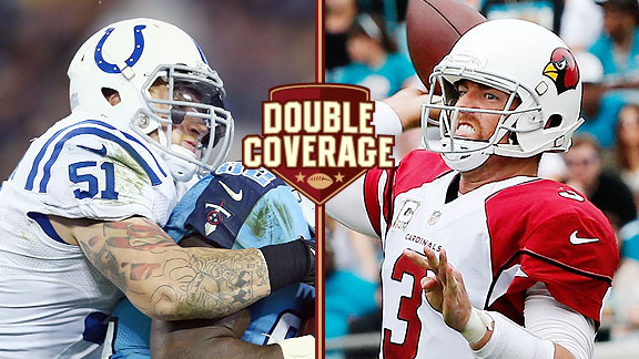 Double Coverage: Colts at Cardinals