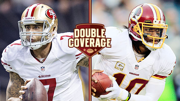 Double Coverage: 49ers at Redskins