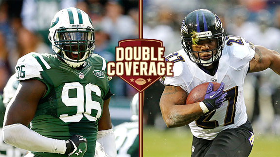 Double Coverage: Jets at Ravens