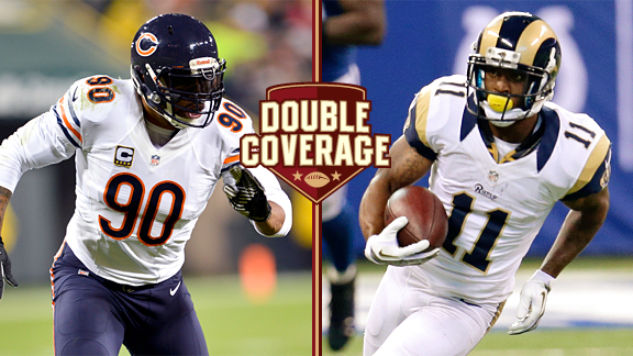 Double Coverage: Bears at Rams