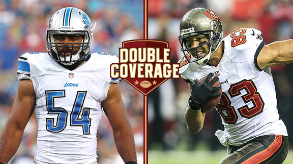 DeAndre Levy and Vincent Jackson