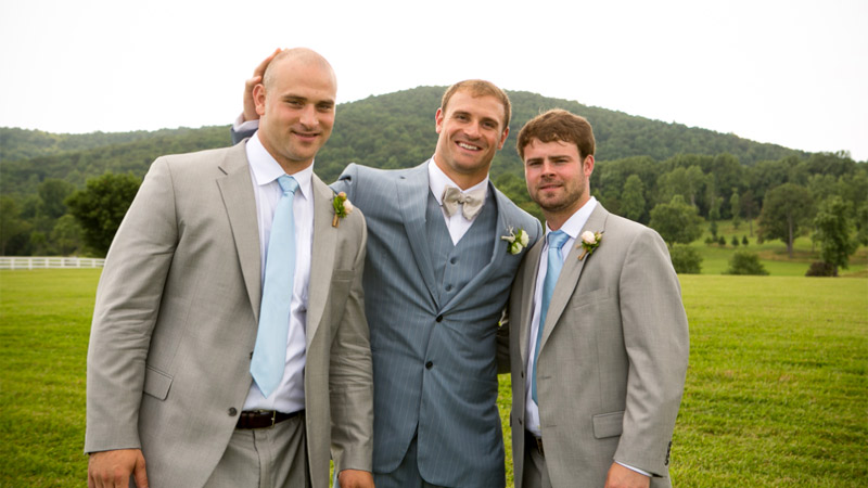 Brothers Chris and Kyle Long to square off in Rams-Bears game