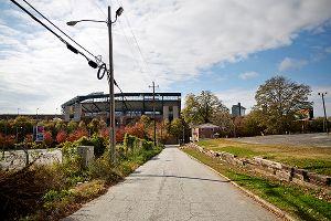 Turner Field area