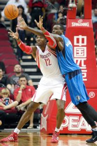 Dwight Howard and Samuel Dalembert