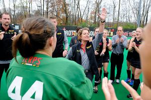Missy Meharg missed out on trying for her eighth national championship as Maryland head coach.