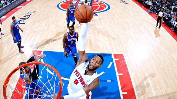 Knicks/Pistons