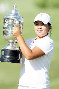 World No. 1 Inbee Park won her first pro event as a teenager and knows Lydia Ko can expect some ups and downs.