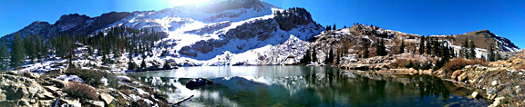 Ceret Lake