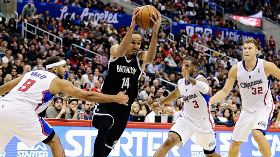 Nets/Clippers