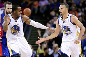 Andre Iguodala, Stephen Curry