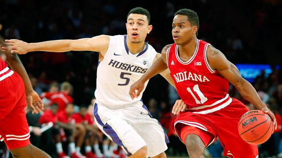 Yogi Ferrell, Nigel Williams-Goss
