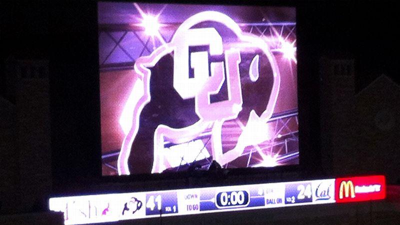 CU Scoreboard