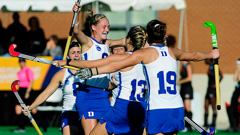 Duke field hockey championship