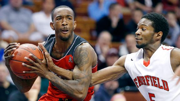 Russ Smith and Lincoln Davis