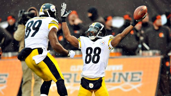Steelers now legitimate playoff contenders