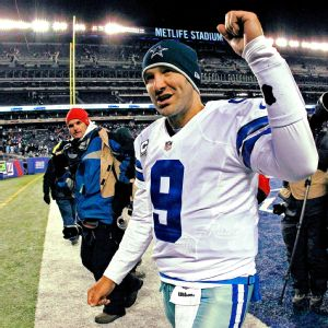 Dallas' Tony Romo