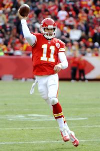 Kansas City's Alex Smith