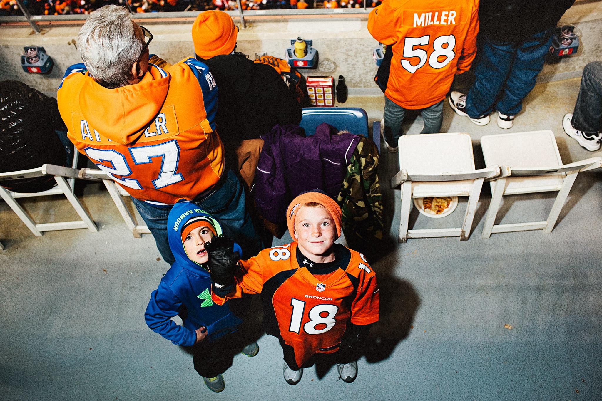 Young Buckin' Broncos