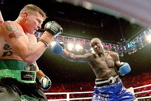 Antonio Tarver arrested on fugitive warrant in Florida