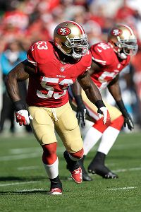 NaVorro Bowman and Patrick Willis