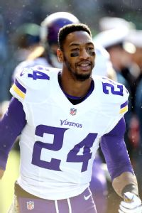 Vikings cut CB Jefferson hours after arrest