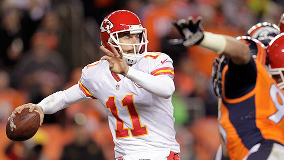 Chadiha: Alex Smith is able to carry Chiefs