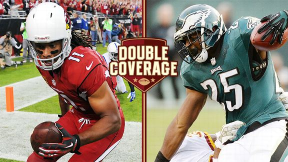 Double Coverage: Cardinals at Eagles