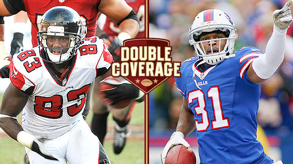 Double Coverage: Falcons at Bills