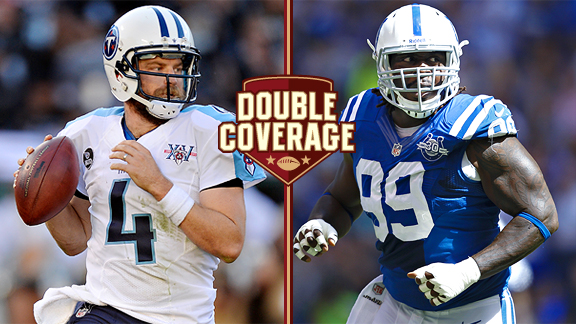 Double Coverage: Titans at Colts