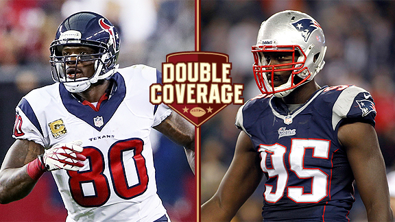 Double Coverage: Patriots at Texans