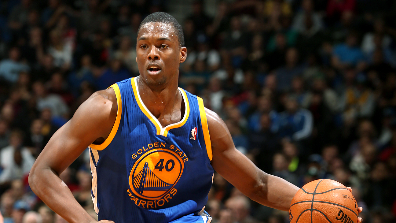 Harrison Barnes Of Golden State Warriors Implements Free