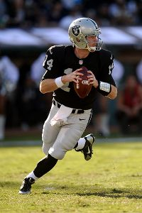 'Explosive' plays helping Matt McGloin