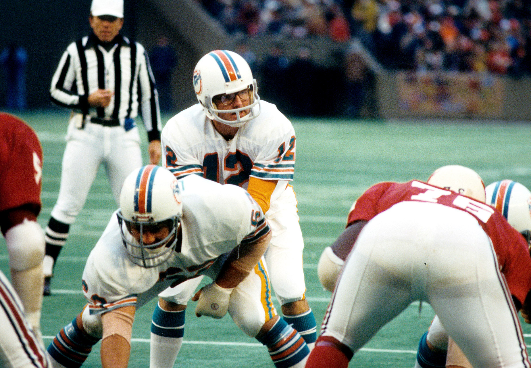 Nov. 24, 1977: Dolphins 55, St. Louis Cardinals 14 - Thanksgiving Day ...