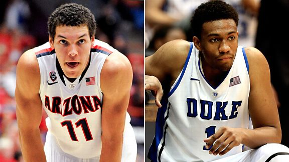 Aaron Gordon and Jabari Parker