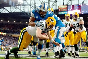Matt Flynn and Ndamukong Suh