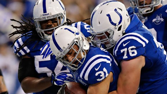 Colts close in on division title despite flaws