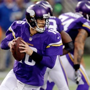 Vikings' Frazier: Cassel likely to start at QB