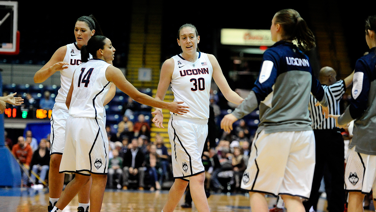 Connecticut Huskies still No. 1 in AP women's basketball ... Uconn Huskies Basketball 2013