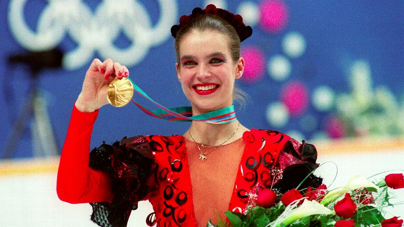 Katarina Witt defended her Olympic gold medal in 1988 in Calgary, and no woman figure skater has gone back-to-back since.