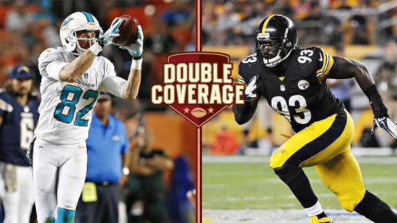 Double Coverage: Dolphins at Steelers