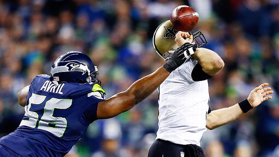 Saints 'took one on the chin' at Seattle