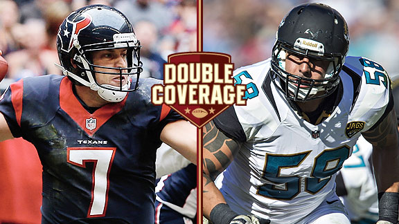Double Coverage: Texans at Jaguars