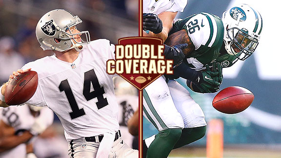 Double Coverage: Raiders at Jets