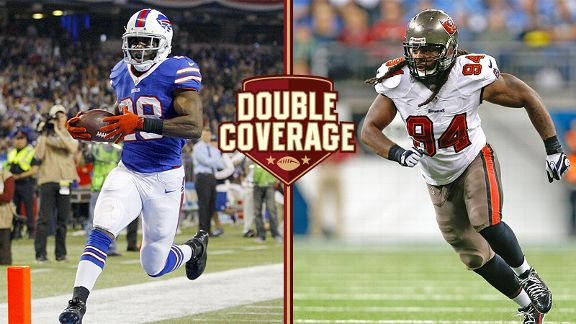 Double Coverage: Bills at Buccaneers