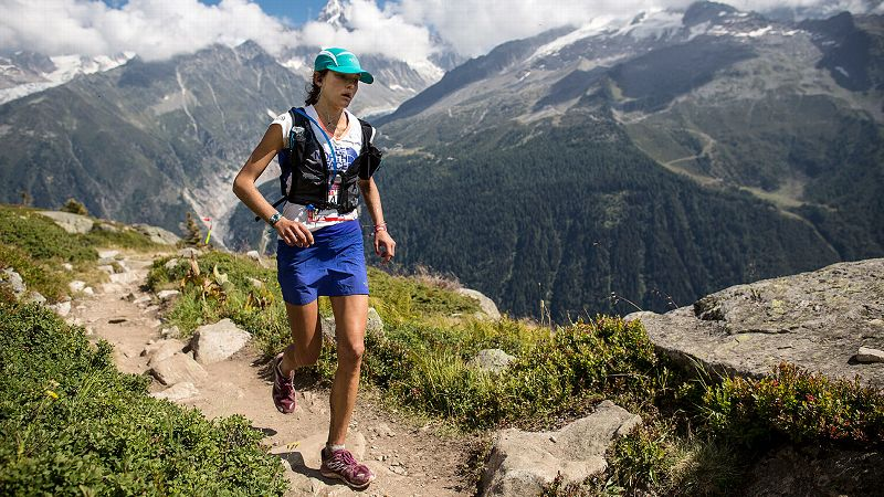 Rory Bosio, who finished seventh overall at The North Face Ultra-Trail du Mont-Blanc in August, is hoping to encounter more women along ultra running trails.