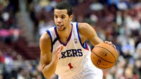 76ers' Carter-Williams out with knee infection
