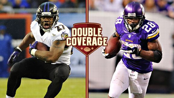 Double Coverage: Vikings at Ravens