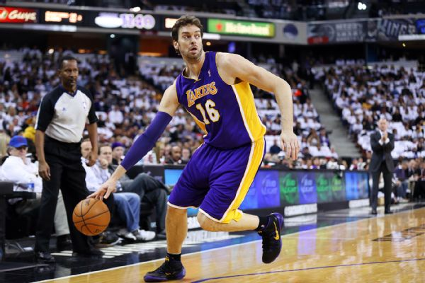 Lakers trade options 2013