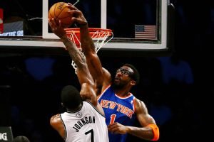 Amar'e Stoudemire, Joe Johnson