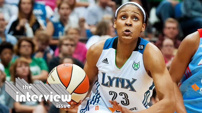 Moore and the Lynx won their first title in 2011, but lost the Finals the next year.